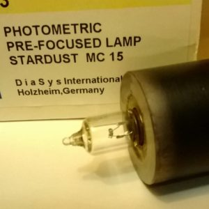 Лампа для биохимического анализатора CLIMA MC-15 12 V 20W